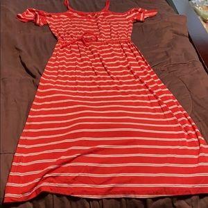 Girls Pullover Old Navy Brand Maxi.  EUC!